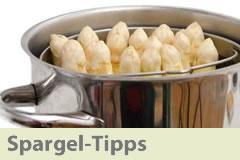 Mit unseren Tipps vermeiden Sie Fehler beim Spargel zubereiten.